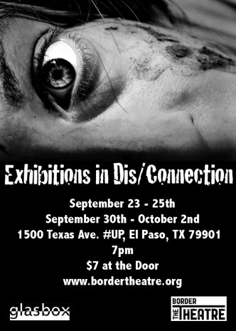 Exhibitions in Dis/Connection 2011 Poster