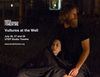 Vultures At The Well Poster